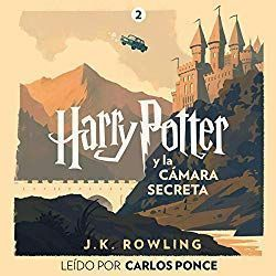 Harry Potter In Spanish How To Learn Spanish Harrypotter Y La Camera Secreta Learning Spanish Harry Potter Audio Books