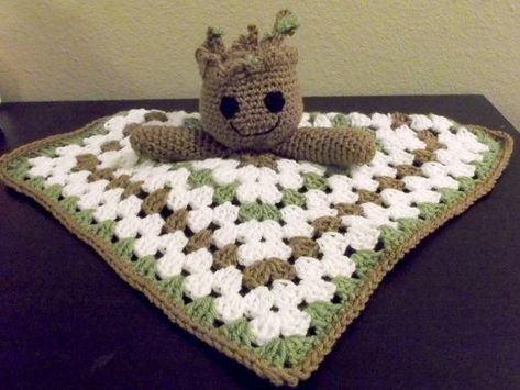 Baby Groot Guardians Of The Galaxy Snuggle By Crazyjanescustoms