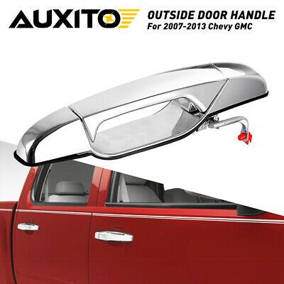Sponsored Ebay Auxito Outside Door Handle For 2007 2013 Chevy Gmc Front Passenger Right Side Us In 2020 Door Handles Chevy Gmc