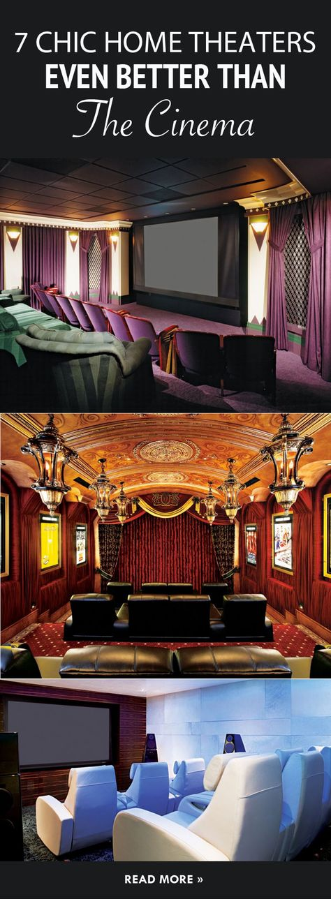 90 theater room ideas theater room home theater rooms at home movie theater pinterest
