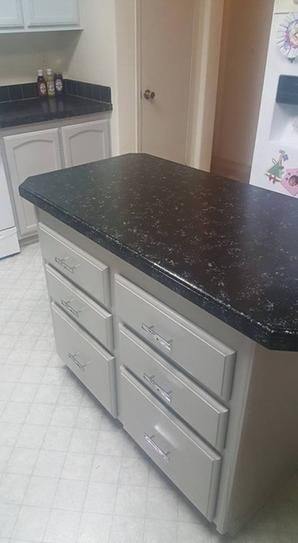 Giani Bombay Black Countertop Paint Kit Fg Gi Bombay Countertop