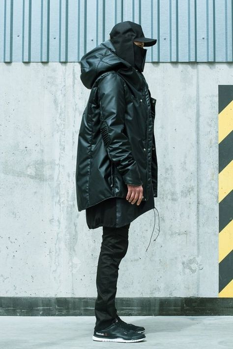 Visions of the Future: Follow for the best of street fashion follow @sickstreetfashionon instagram! | Raddest Looks On The Internet: http://www.raddestlooks.net