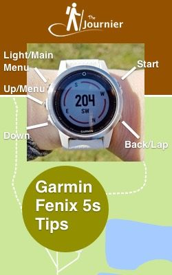 It doesn't get much better than the Garmin Fenix 5 for fitness