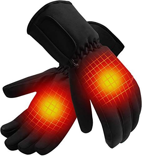 Amazing Offer On Battery Operated Heated Gloves Electric Heater Hand Warmers Cold Weather Men Women Outdoor Recreation Heat Gloves Hunting Fishing Skiing Online In 2020 Heated Gloves Hand Warmers Cold Weather Gloves