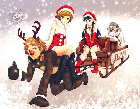 Merry Christmas/ Happy Holidays from the P4 cast!! :) | SMT ...