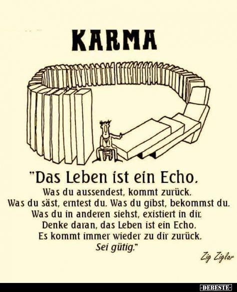 """""""Das Leben ist ein Echo..."""""""