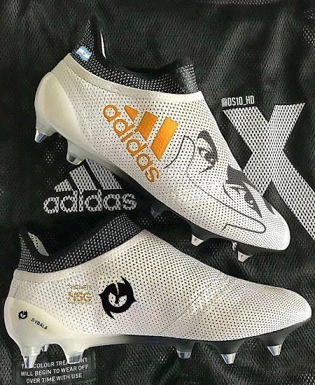 Regenerador Sala Túnica  Adidas X Purespeed Paulo Dybala Signature Boots Concept by DS10 - Footy  Headlines | รองเท้าสตั๊ด, รองเท้า, กีฬา