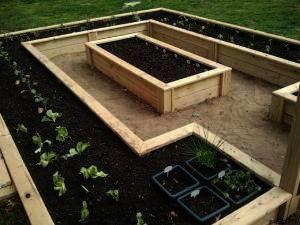 Raised Garden Bed Ideas For Elderly Via Garden Landscaping Fife With Garden Land Bed Elderly F In 2020 Raised Garden Beds Vegetable Garden Raised Beds Garden Beds
