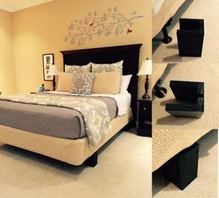 59 Ideas Diy Headboard Metal Frame Master Bedrooms Diy Cheap