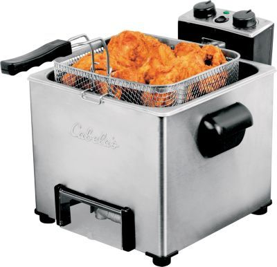 Mobile Product Cabela S Double Deep Fryer Cabela S Camping Cooking Equipment Cookware Design Cooking