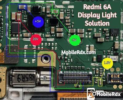 Redmi 6a Display Light Solution Https T Co Fh5rptrekq Appmarsh Com Appmarsh2 September 28 2019 Redmi 6 Light Display Phone Solutions Smartphone Repair