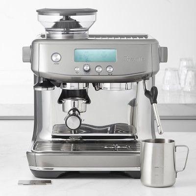Breville Barista Pro Espresso Machine Espresso Machine Cappuccino Machine Breville