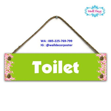 hiasan dinding, hiasan kamar, walldecor shabby, dekorasi