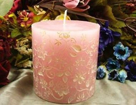 silicone candle mold | submiteasy2010 - Craft Supplies on ArtFire