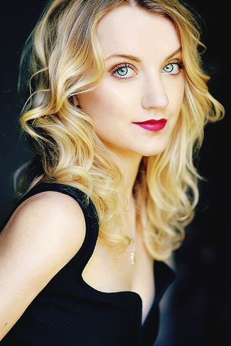 inspiration - Maya Ashley  Evanna Lynch. Goodness, she is stunning.
