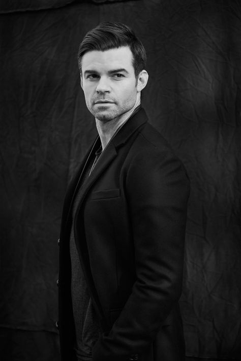 The Vampire Diaries,The Originals Daniel Gillies(Elijah) Daniel Gillies — Rogue Magazine