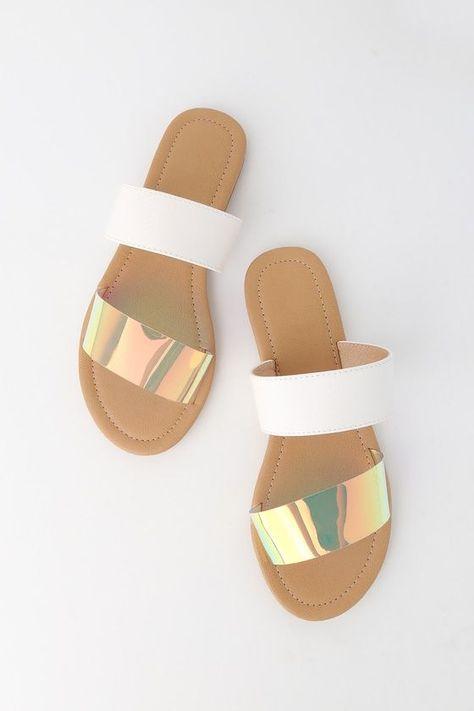Kylie-18 Women Buckle Straps Sandals Flip Flop Platform Footbed Sandals