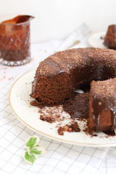 Aquela receita super fácil para um Bolo de Chocolate vegan e sem gluten! #chocolatecake #vegan #vegancake #cake #foodphotography