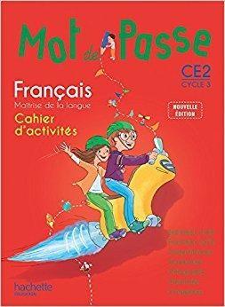 Telecharger Mot De Passe Fran Ccedil Ais Ce2 Cahier D Activit Eacute S Ed 2015 Gratuit Books Comic Book Cover Comic Books