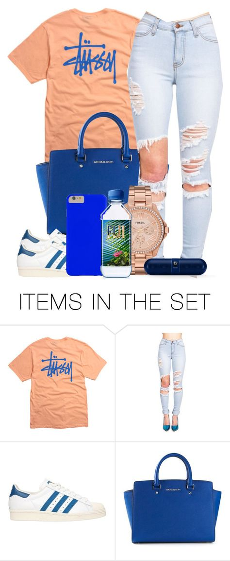 """""""red nose x sage the gemini"""" by chanelesmith51167 ❤ liked on Polyvore featuring art"""