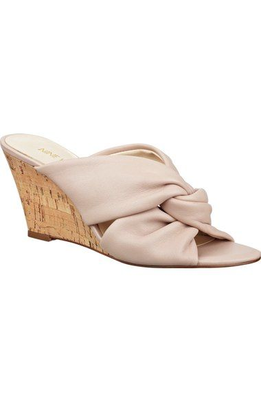 0dc00005213c Nine West  Kessie  Wedge Sandal (Women) available at  Nordstrom ...