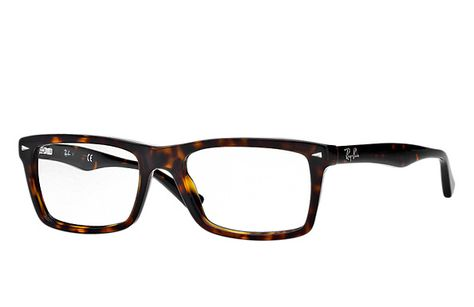 f1393cf93e4a7 Ray-Ban Eyeglasses RB5206 5206 2445 Havana Green RayBan Optical Frame 54mm
