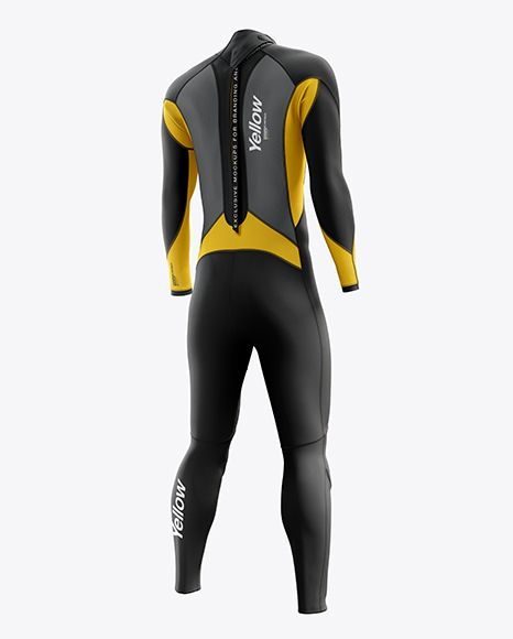 Download Men S Full Wetsuit Mockup Hero Back Shot In Apparel Mockups On Yellow Images Object Mockups Clothing Mockup Shirt Mockup Design Mockup Free