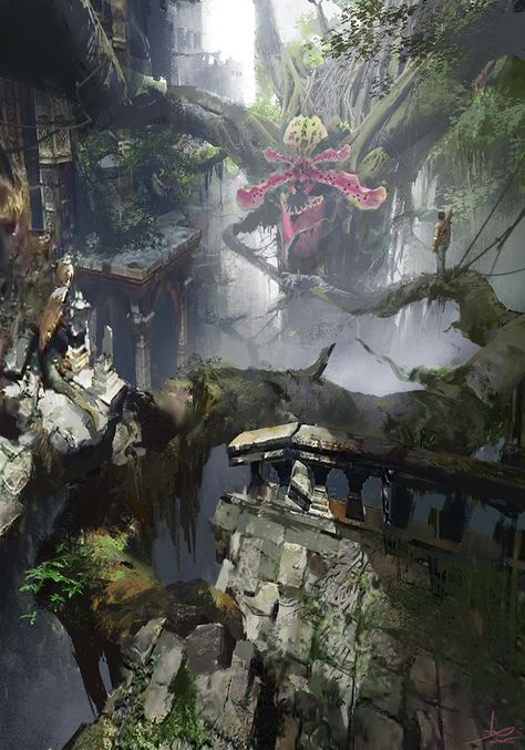 The Art Of Animation, ling xiang  -  http://lingxiang1982.cgsociety.org ...