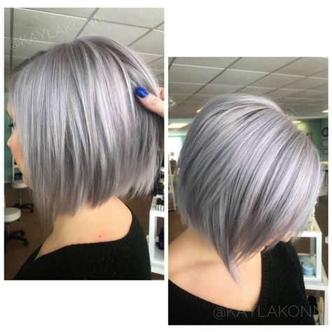 125 Cute And Classy Inverted Bob - Reachel