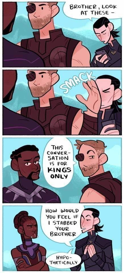 20 Thor And Loki Memes That Are Hilariously Accurate