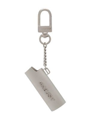 Mens' Designer Keychains & Keyrings - Farfetch   Keyrings, Leather keyring,  Coin purse keychain