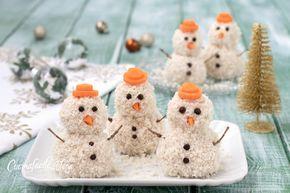 Antipasti Di Natale.Pupazzi Di Neve Salati Ricetta Favolosa Di Natale In 5 Minuti Ricetta Ricette Antipasti Natale Antipasti Di Natale Ricette Di Dolci Natalizi