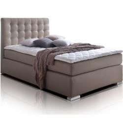 Artificial Leather Beds In 2020 Leather Bed Bed Box Spring Bed