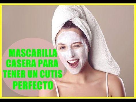 ❤ COMO PREPARAR UNA MASCARILLA DE ARCILLA BLANCA PARA TENER UN CUTIS PER...