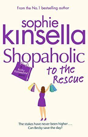Free Ebook Shopaholic To The Rescue Shopaholic Book 8 Shopaholic Series Sophie Kinsella Shopaholic Books