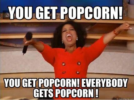 Pin on Popcorn Memes