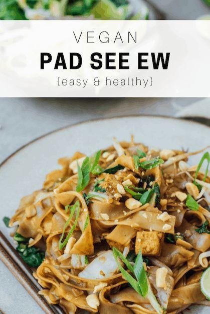 Vegan Pad See Ew