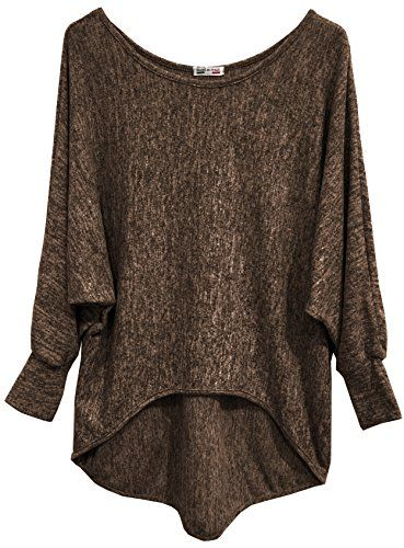 Made In Italy Oversize Top - Mujer Emma /& Giovanni