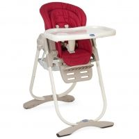 Chicco Chaise Haute Polly Magic Scarlet Collection 2013 Chaise