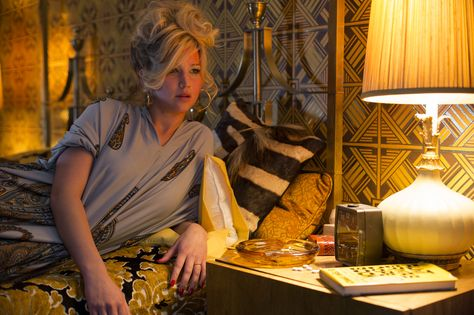 Jennifer Lawrence stars in Columbia Pictures' AMERICAN HUSTLE. Photo by:  Francois Duhamel