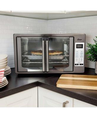 Oster Stainless Steel Digital French Door Oven French Door Oven