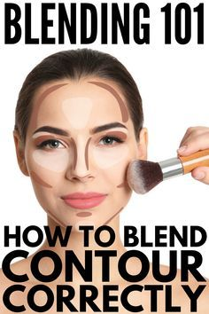 Want to know how to blend contour like Kim Kardashian? We re sharing the best tips, tutorials, and products for a sculpted look you ll love! Blending How to Blend Contour Correctly for a Sculpted Face How To Blend Contouring, Contouring For Beginners, Makeup Tips For Beginners, Contouring And Highlighting, Contour Makeup Tutorials, How To Contour For Beginners, Contour Makeup Products, Makeup Tips Contouring, How To Contour Your Face