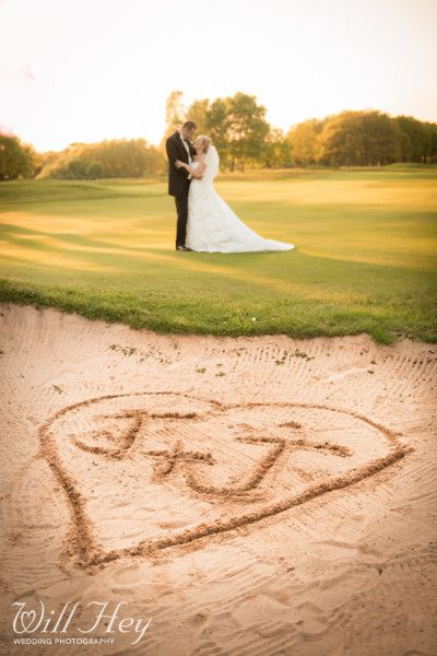 Whittington Heath Golf Club Wedding Photography