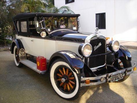 auto americane anni 20