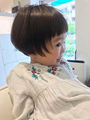 2021年冬 ショートの髪型 ヘアアレンジ 人気順 19ページ目 ホットペッパービューティー ヘアスタイル ヘアカタログ 子供髪型 女の子 こども ヘアスタイル キッズ ヘアスタイル 女の子
