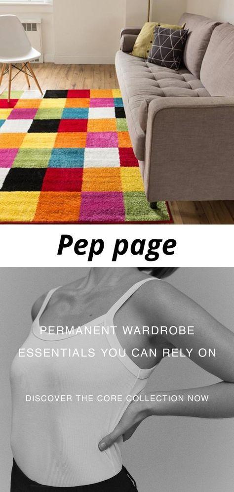 Pep page