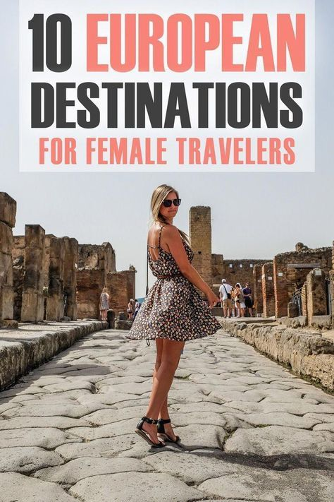 Here are the best destinations for female solo travel according to amazing solo female travellers who tell us why they loved travelling to these countries and their top tips. #travelpacking