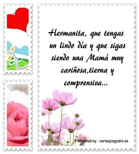 Feliz Dia De Las Madres Hermana Frases Bonitas Para Mama Youtube