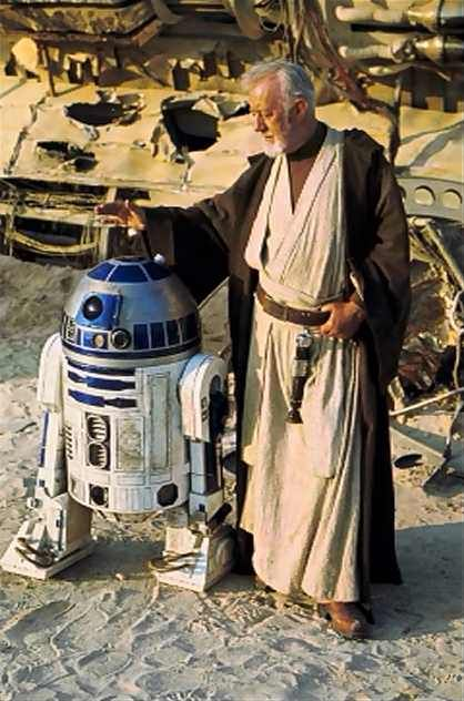 92 Behind-the-Scenes Photos from Star Wars: Episode IV