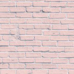 Pink Brick Wallpaper Mural Muralswallpaper In 2020 Brick Wallpaper Mural Brick Pattern Wallpaper Brick Wallpaper